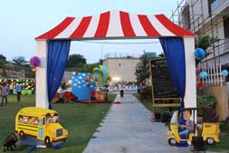automobile-theme-birthday-party